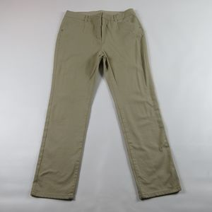 SO LIFTING by CHICO'S Beige Jeans